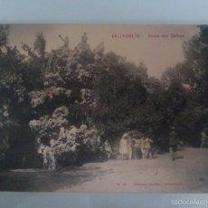Postales: POSTAL VALLADOLID - GRUTA DEL CAMPO, Nº 46, EDICION GUILLEN, CIRCULADA AÑO 1913. Lote 58114676