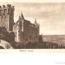 Postales: POSTAL DE SEGOVIA LACAZAR 2/096. Lote 58426687