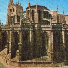 Postales: VESIV POSTAL PALENCIA Nº42 SANTA IGLESIA CATEDRAL ABSIDE. Lote 58555471