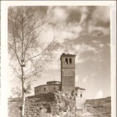 Postales: POSTAL SEGOVIA IGLESIA DE LOS TEMPLARIOS EDICIONES GARCIA GARRABELLA TARJETA CARTE FOTO PHOTO. Lote 58579947