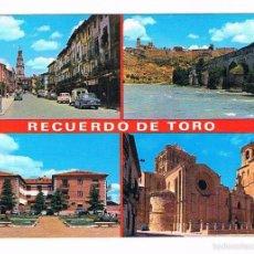 Postales: POSTAL ANTIGUA ZAMORA SIN CIRCULAR TORO. Lote 58682326