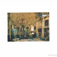Postales: POSTAL ANTIGUA SEGOVIA SIN CIRCULAR MUSEO ZULOAGA IGLESIA SAN JUAN DE LOS CABALLEROS. Lote 58703951