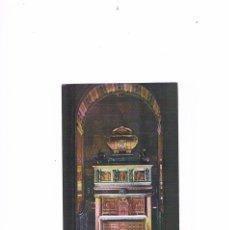 Postales: POSTAL ANTIGUA SEGOVIA SIN CIRCULAR IGLESIA CARMELITAS DESCALZOS SEPULCRO SAN JUAN DE LA CRUZ. Lote 58704371