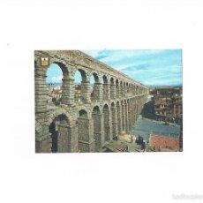 Postales: POSTAL ANTIGUA SEGOVIA CIRCULADA ACUEDUCTO. Lote 58704444