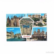 Postales: POSTAL ANTIGUA LEON SIN CIRCULAR ASTORGA DIVERSOS ASPECTOS. Lote 58704664