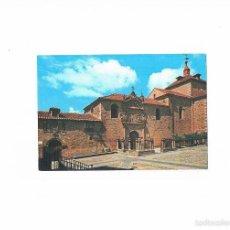 Postales: POSTAL ANTIGUA SALAMANCA SIN CIRCULAR ALBA DE TORMES PADRES CARMELITAS IGLESIA DE SANTA TERESA. Lote 58704832
