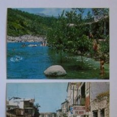 Postales: 3 POSTALES DE CANDELEDA. Lote 59119350