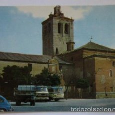 Postales: POSTAL AREVALO - IGLESIA DE SAN SALVADOR. Lote 59123460