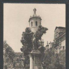 Postales: VALLADOLID - MONUMENTO A CERVANTES - P17553. Lote 59466810