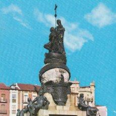 Postales: Nº 26467 POSTAL VALLADOLID MONUMENTO A CRISTOBAL COLON. Lote 195128125