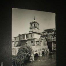 Postales: AGUILAR DE CAMPOO PALENCIA PUENTE DEL SOTO. Lote 61126247