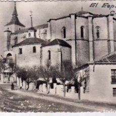 Postales: EL ESPINAR. SEGOVIA. IGLESIA PARROQUIAL. ESCRITA SIN CIRCULAR.. Lote 61744888
