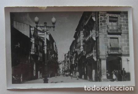 POSTAL DE SORIA, CALLE DEL GENERAL MOLA (Postales - España - Castilla y León Moderna (desde 1940))