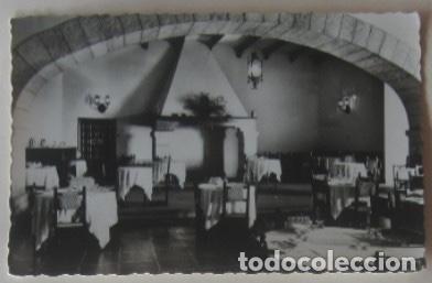 POSTAL DE CIUDAD RODRIGO - PARADOR DEL TURISMO, COMEDOR (Postales - España - Castilla y León Moderna (desde 1940))