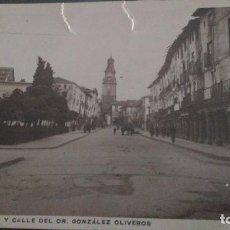 Postkarten - TORO, CALLE MAYOR Y CALLE DE GONZALEZ OLIVEROS. - 62212588