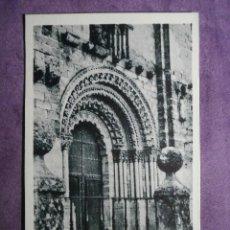 Postales: POSTAL - ESPAÑA - ZAMORA - TORO - LA COLEGIATA - PORTADA NORTE - EDIC. BENITO -. Lote 62451620