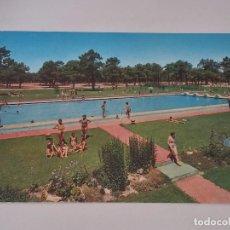 Postales: FOTO POSTAL DE CANTALEJO, SEGOVIA, PISCINAS MUNICIPALES. N.3 - SIN CIRCULAR, ED. VISTABELLA.. Lote 63187648