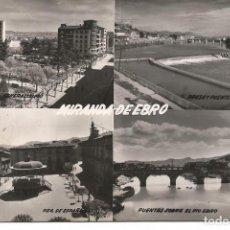 Cartes Postales: MIRANDA DE EBRO-BURGOS. Lote 63435016