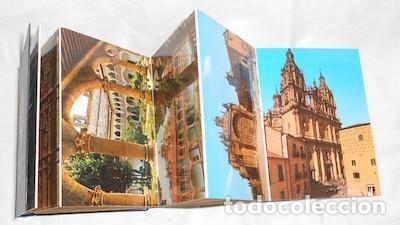 Postales: BLOCK FUELLE CON 18 POSTALES DE SALAMANCA MONUMENTAL - Foto 2 - 64132603