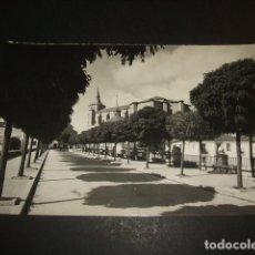 Postales: EL ESPINAR SEGOVIA AVENIDA DEL GENERAL MOLA. Lote 64383291
