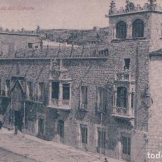 Cartes Postales: POSTAL BURGOS.- CASA DEL CORDON. COLECCION EXCELSIOR. Lote 64450511