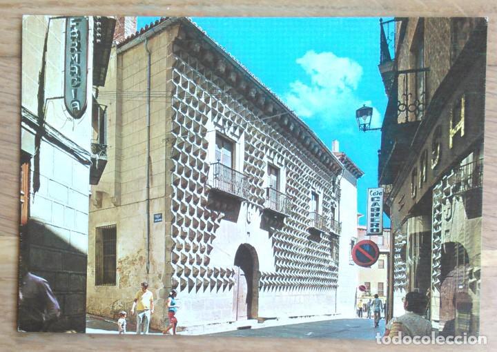 SEGOVIA - CASA DE LOS PICOS (Postales - España - Castilla y León Moderna (desde 1940))