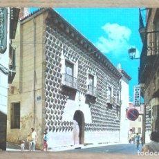 Postales: SEGOVIA - CASA DE LOS PICOS. Lote 65838522