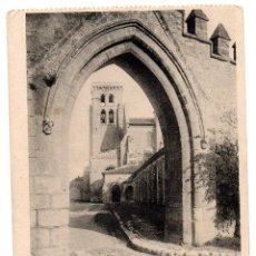 Postales: PS7006 BURGOS 'MONASTERIO DE LAS HUELGAS'. HAUSER Y MENET. SIN CIRCULAR. PRINC. S. XX. Lote 66689570