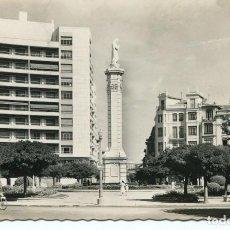 Postales: LEÓN -PLAZA DE CALVO SOTELO.-1959. Lote 67072730