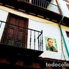 Postales: POSTAL DE MOGARRAZ, RETRATOS DE FLORENCIO MAILLO. Lote 67590045