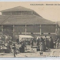 Postales: POSTAL VALLADOLID MERCADO DEL CAMPILLO J H EDITOR. Lote 67736029