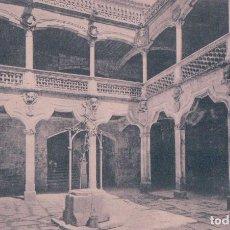Cartes Postales: POSTAL SALAMANCA- PATIO DE LA CASA DE LAS CONCHAS. FOTO LUIS SAUS. LIBRERIA CUESTA. Lote 68014305