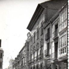 Postales: PS7111 PALENCIA 'CALLE MAYOR'. EDICIONES SICILIA. CIRCULADA. 1958. Lote 68122685