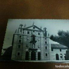 Postales: POSTAL Nº41: AVILA.-FACHADA PRINCIPALDEL CONVENTO STA. TERESA. Lote 68348493