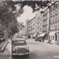 Cartes Postales: VALLADOLID - AVENIDA GENERAL FRANCO. Lote 68419385