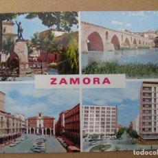 Postales: POSTAL ZAMORA AÑOS 60-70 - SIN ESCRIBIR. Lote 69026465