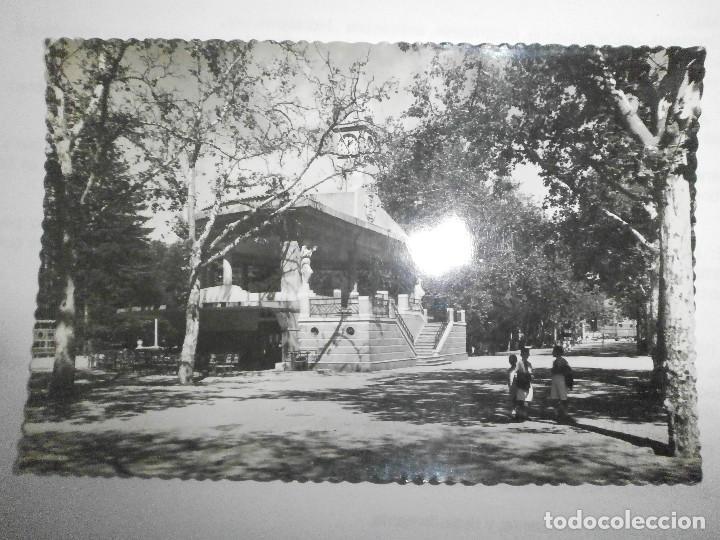 TEMPLETE CAMPO GRANDE VALLADOLID (Postales - España - Castilla y León Moderna (desde 1940))