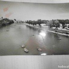 Postales: RIO PISUERGA VALLADOLID. Lote 69333209