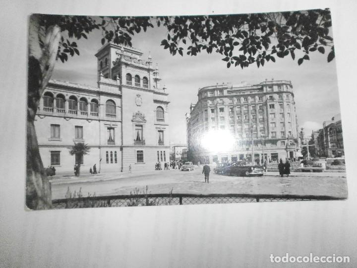 PLAZA ZORRILLA VALLADOLID (Postales - España - Castilla y León Moderna (desde 1940))
