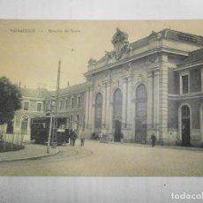 Postales: ESTACION DEL NORTE VALLADOLID. Lote 69353561