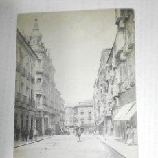 Postales: CALLE DUQUE DE LA VICTORIA DE VALLADOLID. Lote 69355041