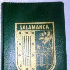 Postales: POSTALES SALAMANCA 20 UNIDADES EN TIRA Y ESTUCHE VERDE AÑOS 70. Lote 69438093