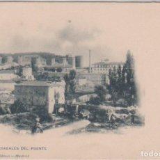 Postales: AVILA - LOS ARRABALES DEL PUENTE. Lote 69566145