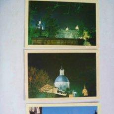 Postales: LOTE DE 3 POSTALES DISTINTAS DE LAS CATEDRALES DE SALAMANCA .. Lote 69762525