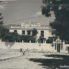 Postales: PIEDRALAVES (AVILA) - VISTA DEL HOTEL GREDOS. Lote 70185737