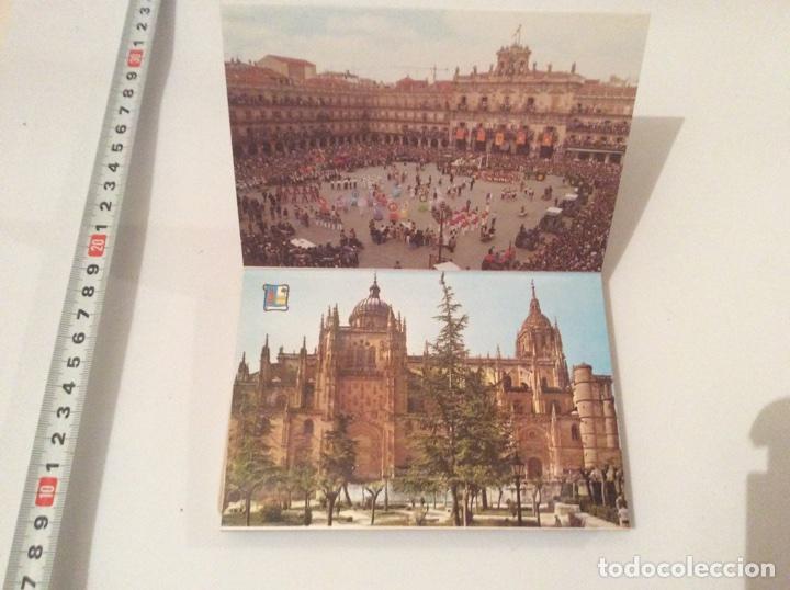 Postales: ACORDEÓN DE POSTALES. SALAMANCA MONUMENTAL 20 POSTALES - AÑOS 70 - Foto 2 - 70291381