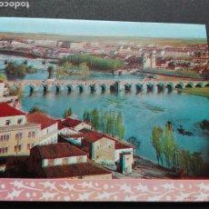 Postales: SALAMANCA A VISTA AÉREA. Lote 71181234