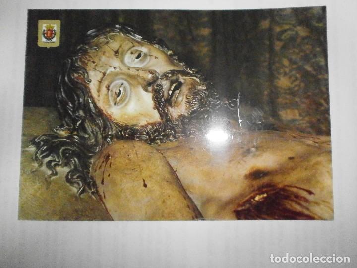 VALLADOLID CRISTO YACENTE (Postales - España - Castilla y León Moderna (desde 1940))
