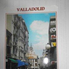 Postales: POSTAL VALLADOLID CALLE SANTIAGO. Lote 72310107