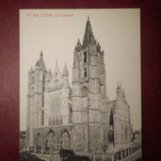 Postales - POSTAL - ESPAÑA - León - 105.- La Catedral - Thomas 2785 - NC - 73433207